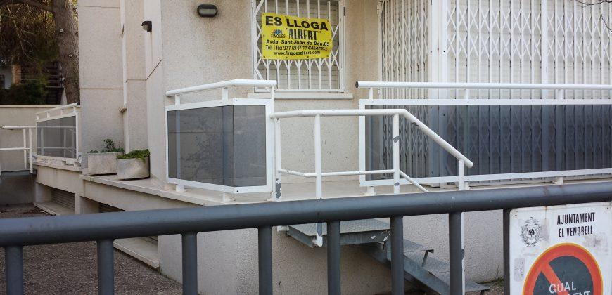 Edf. Gaudí bajos